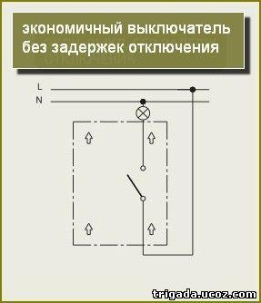 Электросхемы_электросоединения_выключатель
