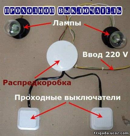 Скачать бесплатно Видеокурс : Проходной выключатель (2011) без регистрации.
