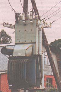 Трансформаторная подстанция ТП