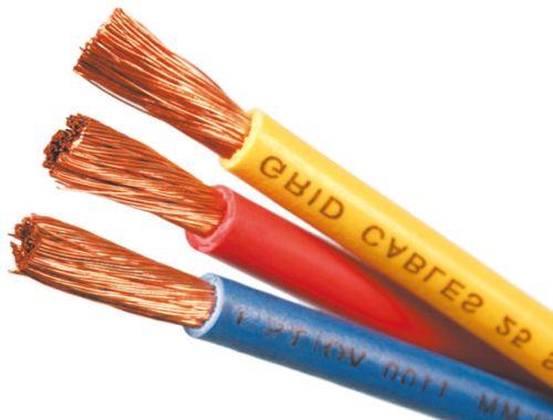 Многопроволочный электрический кабель