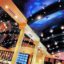 Освещение подвесных потолков
