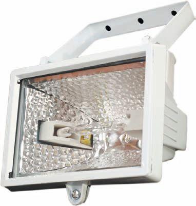 Прожектор с линейной галогенной лампой