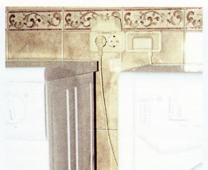 Установка розетки в помещении с повашенной влажностью