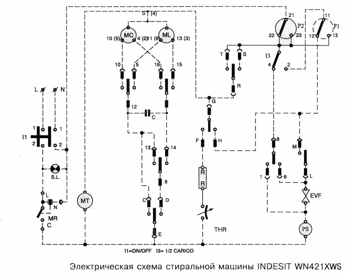 Indesit Wt62 Инструкция