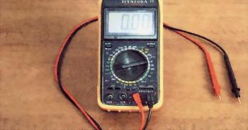 Цифровой комбинированный измерительный приборы