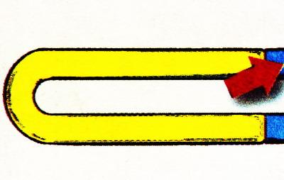 V-образная люминесцентная лампа
