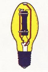 Дуговая ртутная лампа