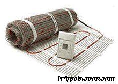 Нагревательные кабели: виды и области применения