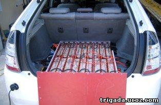 Литий-ионные автомобильные аккумуляторы