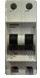 Однофазный двухполюсный автоматический выключатель