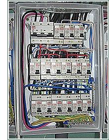 Отдельный дифавтомат на группу