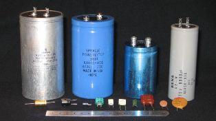 конденсаторы в электротехнике