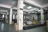 нормы освещения складов