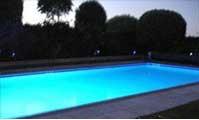 Равномерность освещения в воде