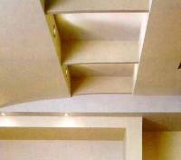 отраженный свет: монтаж светильников в нишу
