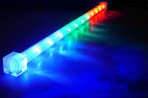 Цветная люминесцентная лампа